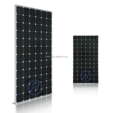 Factory direct supply 330wp solar mono-crystalline pv panel