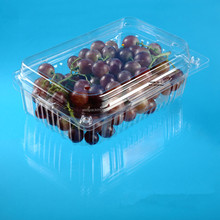 blister packaging transparent clamshell trays for 2kg