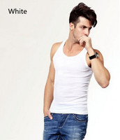 2015 hot Simple Men's Vest