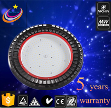 Top Quality warehouse stock TUV SAA CE LED 100w high bay light ufo with meanwell driver