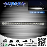 Patented reflector C-ree chip led working auto parts 4x4 offroad led light bar scene light