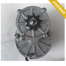 Made in wenzhou China promotional 12v dc motor for electric vehicle