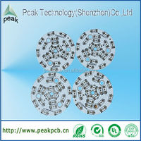 High quality pcb assembly for LED made in shenzhen, China