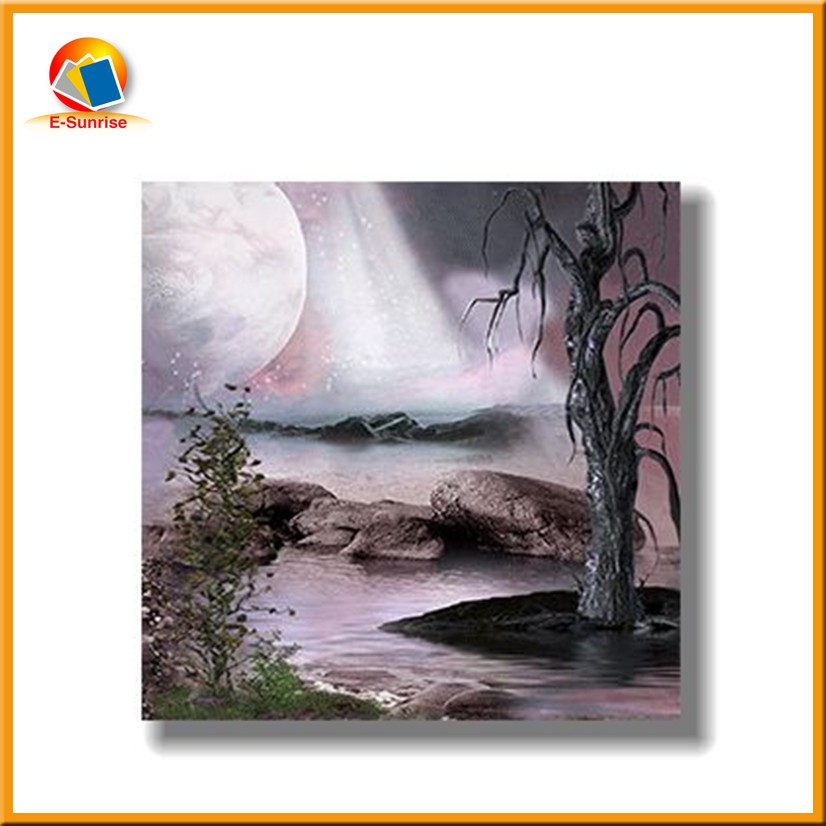Best 3d oil painting 3d picture buyer's favorite