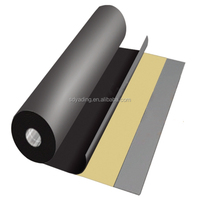 Manufacture sales self adhesive rubber waterproof membrane for bathroom floors / roof