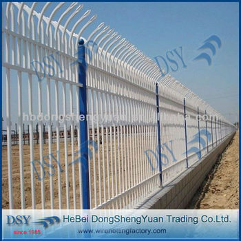 Double Loop Ornamental Fence(anping factory,since 1985)