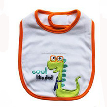 2018 Custom/Wholesale baby bib manufacturer