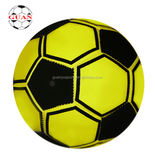 Promotional RealMadrid soccer ball/football mini size 1 2 3 4 5 brand logo custom print machine sewn TPU/PU/PVC leather