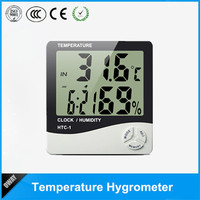 wholesale price high precision digital clock decorative thermometer outdoor