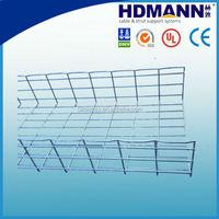 pr-galvanized Q235B Data centre wire basket cable tray