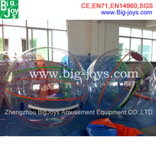 High quality water polo ball, inflatable Water Ball for lake or park