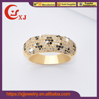 Best-selling Elegant Latest Gold Rings Design For Women