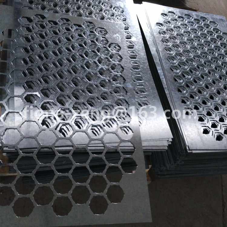 Steel 304 Perforated Metal Mesh Plates Factory In Guangzhou