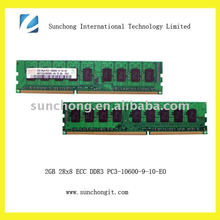 high quality ecc tested 2gb ddr3 ram memory pc8500