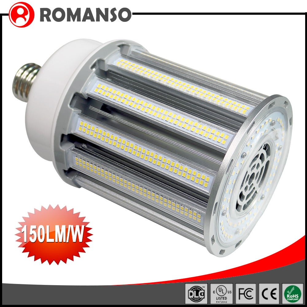 Energy Saving 350W Metal Halide Replacements E39 E40 80W Led Corn Cob Lamp