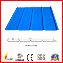 Good print quality painted galvanized steel coil for corrugated roofing sheet