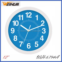 "Coffee room 12"" wall clock"