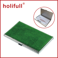 stainless steel name holder , epoxy business card case
