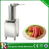 220v stainless steel isausage making machine /second hand sausage filler