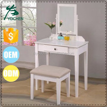 small dressing table with mirror korean furniture antique dressing table