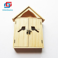 New Handmake Home Decoration Wooden Key Box