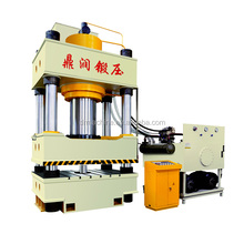 200ton vertical four column forming hydraulic press soap block