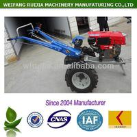2 WHEELS POWER TILLER COPY KUBOTA JAPAN TRACTOR WITH IMPLEMENTS, LOW PRICE WALKING TRACTOR WITH IMPLEMENTS FOR FARMING~