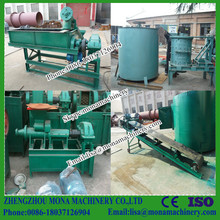 Factory price coal rod making line /factory directly selling coal briquette extruder