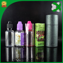 elegant plastic bottle, customization logo labels box, Shrink Wrapping elegant plastic bottle
