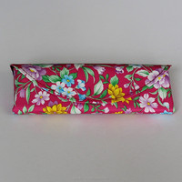 PU leather eyewear case custom glasses box