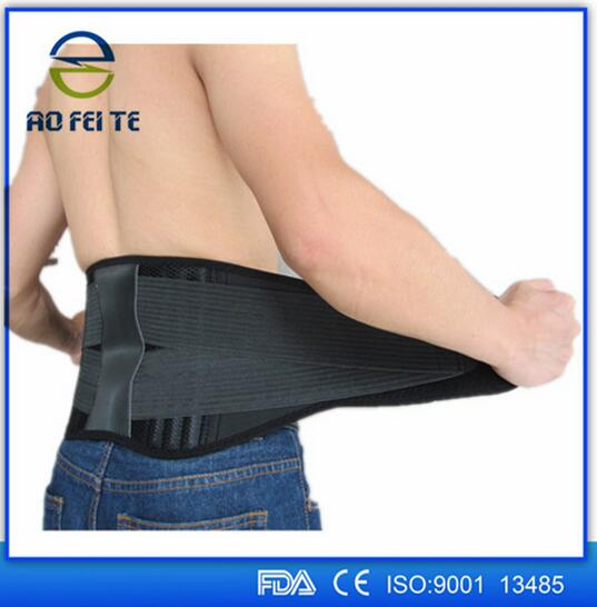Aofeite health care orthotic body warmer pack lower back support belt