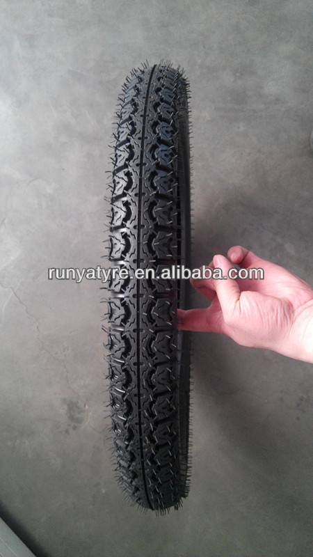 Motorcycle racing tire 110/100-18