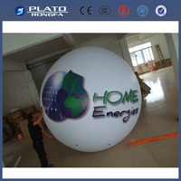 Inflatable earth balloon,pvc planet balloon,inflatable helium balloons