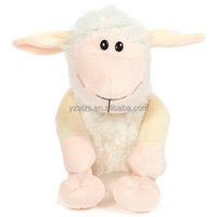 High Quality Plush Lamb Stuffed Animal Toy