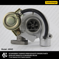 Excavator Engine Parts 4M40 Air Cooled Turbocharger 49135-03110