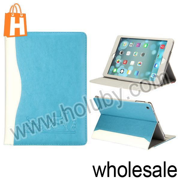 for iPad Air/iPad 5 Flip Stand Wallet Leather Case