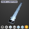 parking lot tri-proof lighting fixture Modern vapor proof train station led batten light