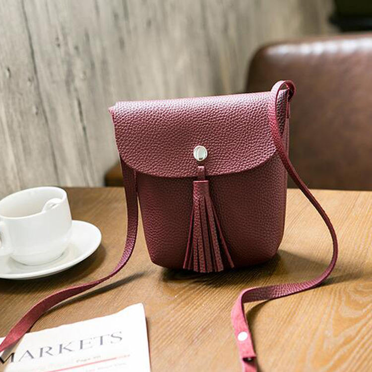 Fashion Road PU Leather Womens Shoulder Bags Handbag Purse Bag