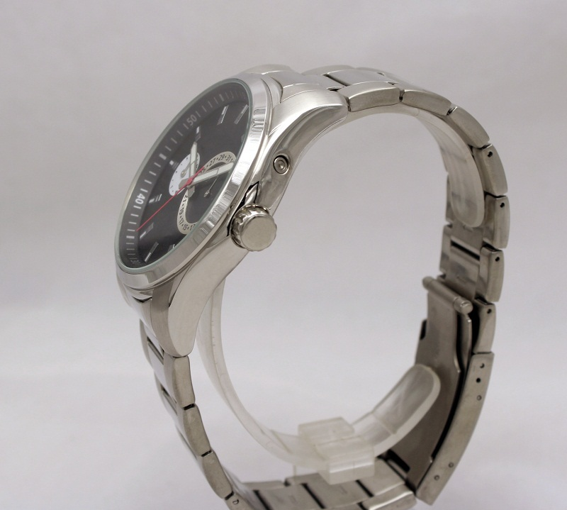 Assisi brand Peculiar Complicated sophisticated japan mov't stainless steel watch