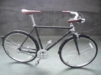 700C Hi-ten Steel Japan Inner 3 speeds road bicycle