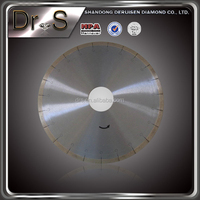 Welding segmented diamond marble cutting disc with high quality