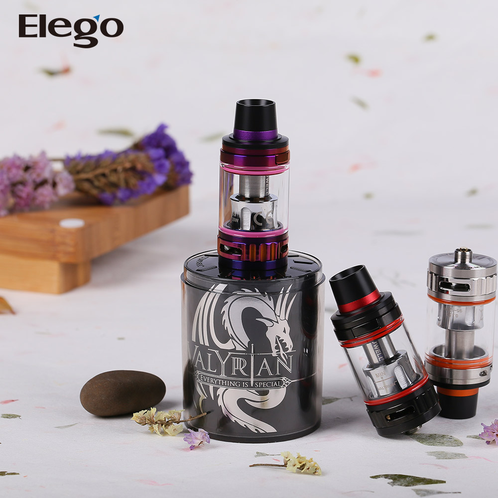 Aliabba Crazy Sale! Hot In USA& EU Market 5ml And 8ml Uwell VALYRIAN Atomizer