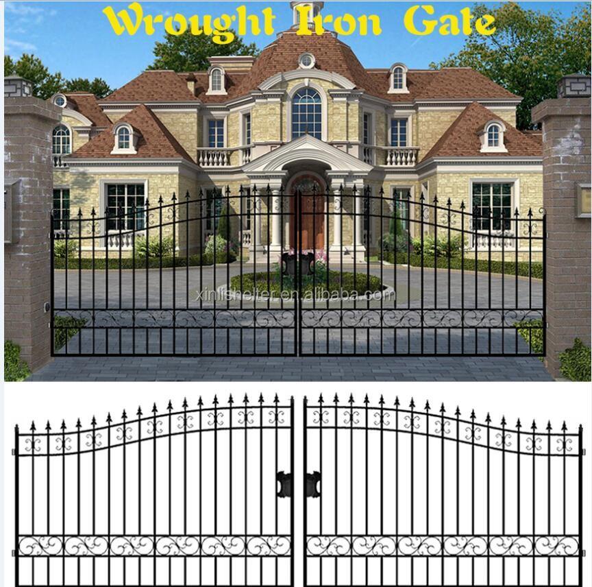 Luxury wrought iron gate buy designs new