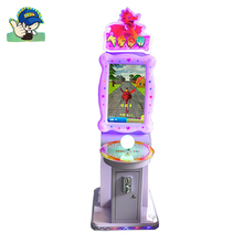 Arcade Machine Manufacturer New Kids Playing Amusement Park Coin Pusher video games