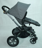 The high ressistence baby buggys,good manufacturers, suitable to beach sand, and muddy grounds, safety stadards of prams