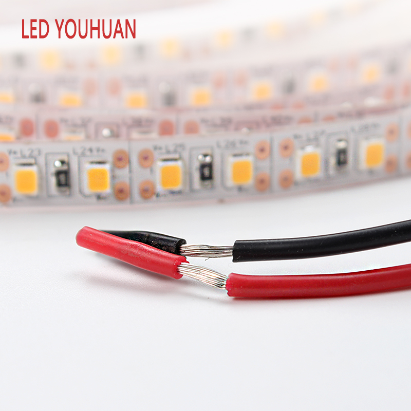10 years <strong>manufacturer</strong> 5000k nature white smd2835 12V underwater led strip light ip68
