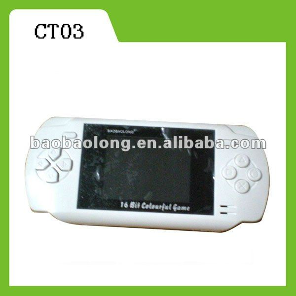8 bit digital pocket handheld game player
