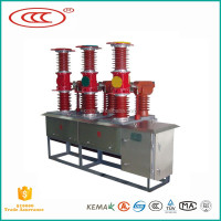 electrical ZW7-40.5 series outdoor high voltage three-phase AC 50Hz vacuum automatic circuit breaker