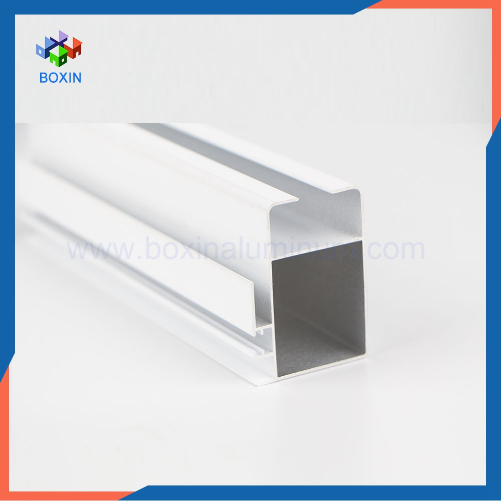 Customized High Quality Powder Coating White Aluminum Profiles Extrusion for Sliding Door