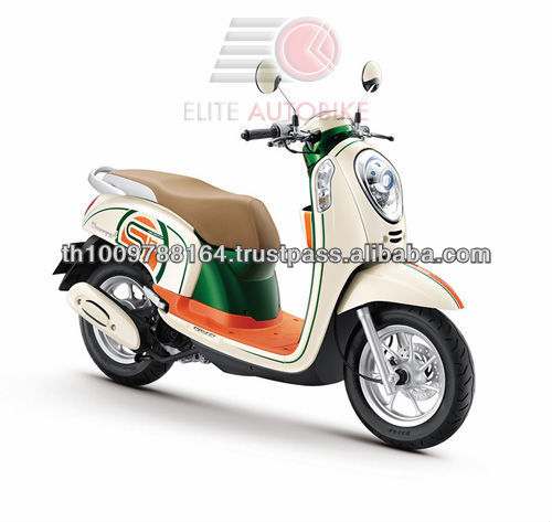 Hot Selling Fashionable Motor Scooter Vespa